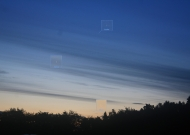 Morning Trio: Jupiter, Venus & Moon at StarFest 2014 - 24 Aug 2014 - Image Credit: Neil Graham