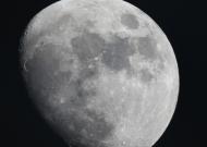 The Moon - 10th Feb 2014 - Image credit: Mark Tissington