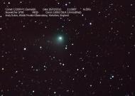 Comet C/2009 P1 (Garradd) - Image credit: Andy Exton