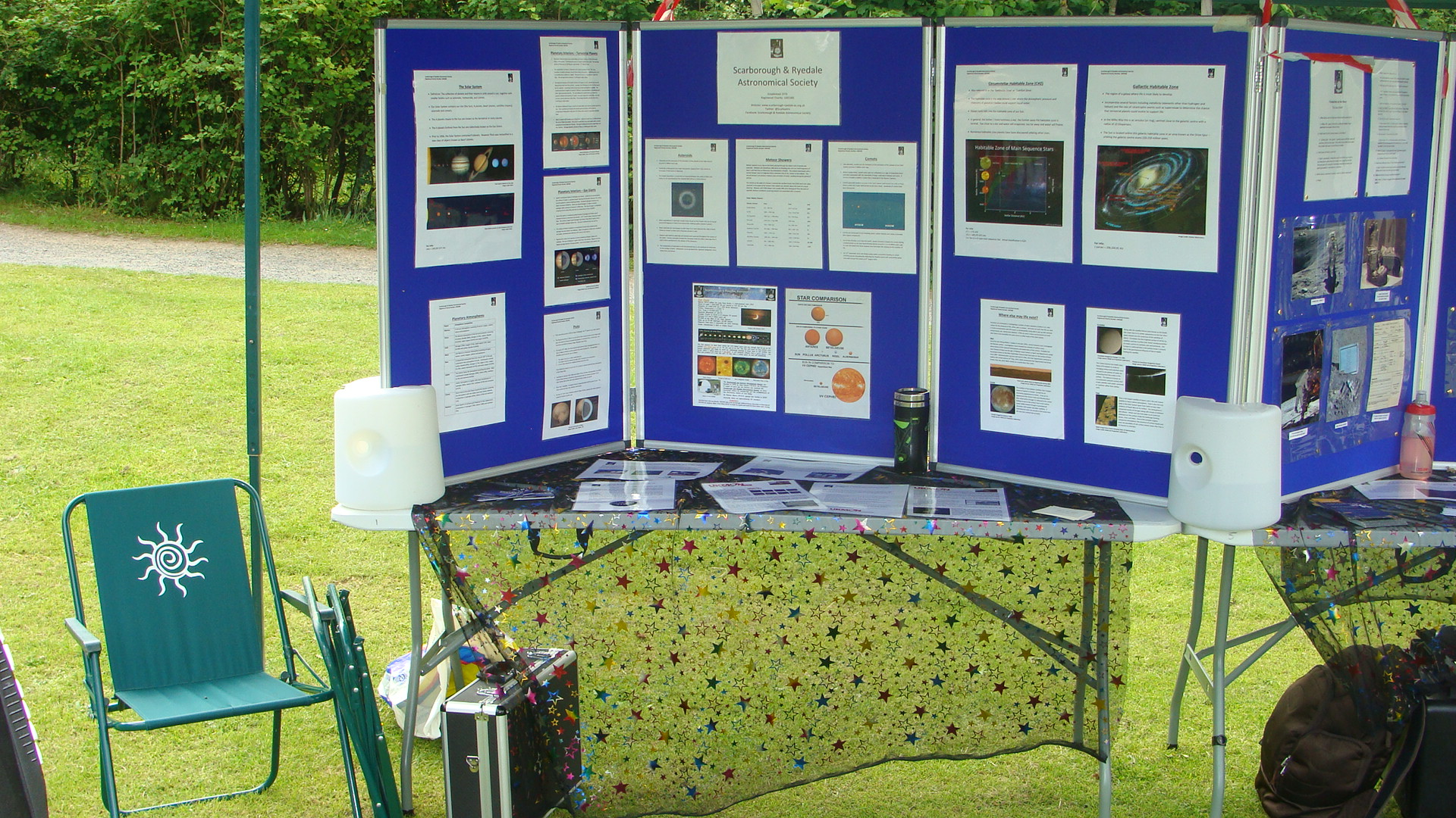 Astronomical and Society Information