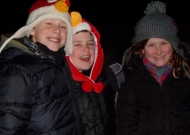 Local kids - Stargazing (Image Credit: Maria Prchlik / RSPB)