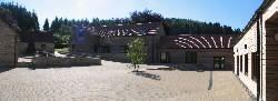 Dalby Courtyard