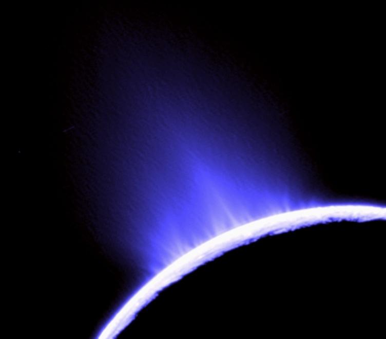 Enceladus Plumes
