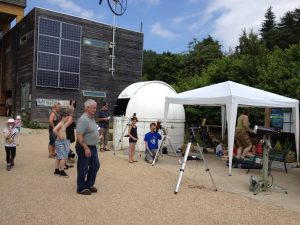 Solar Observing @ Dalby Forest | Low Dalby | England | United Kingdom