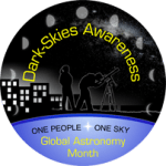 International Dark Sky Week (20th – 26th April 2014)