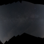 Starry Skies for the First Public Stargazing Event of 2015/16