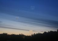 Morning Trio: Jupiter, Venus & Moon at StarFest 2014 - 24 Aug 2014 - Image Credit: Neil Graham