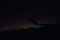 Aurora flight 23rd March 2014. Image credit: Mark Tissington