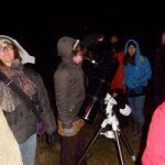 Jupiter Delights Visitors at RSPB Bempton