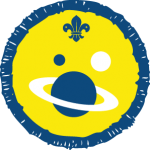 First Beaver Group Assisted with Space Activity Badge